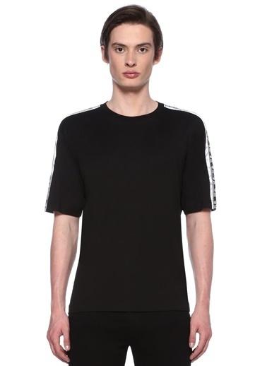 Dolce&Gabbana Polo Yaka Tişört Siyah